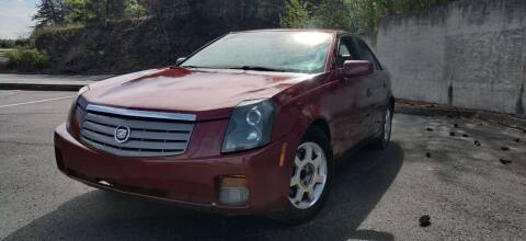 2003 Cadillac CTS for sale at Auto Titan in Knoxville TN