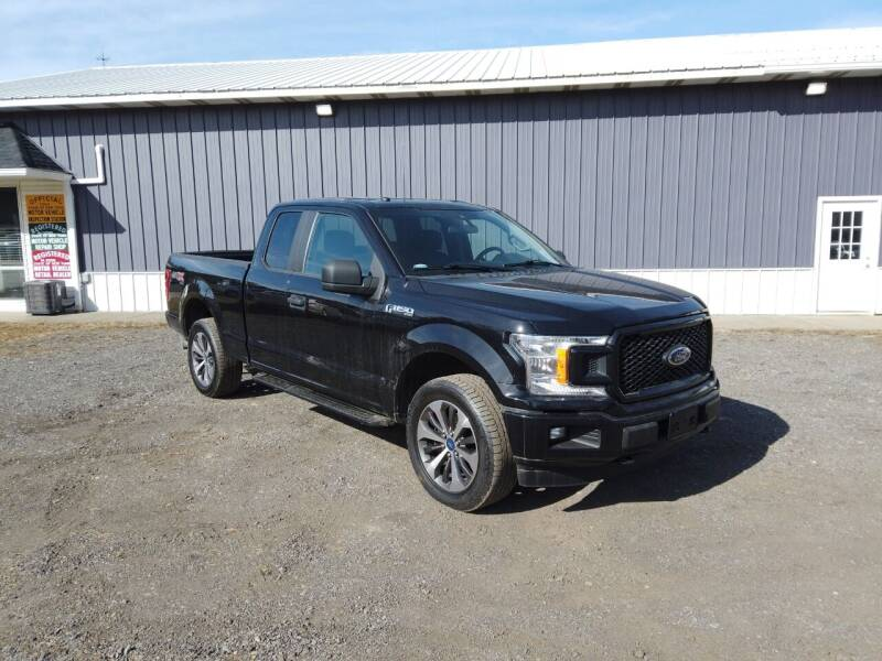 2019 Ford F-150 for sale at RS Motors in Falconer NY