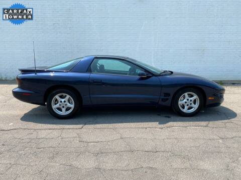 2002 Pontiac Firebird for sale at Smart Chevrolet in Madison NC