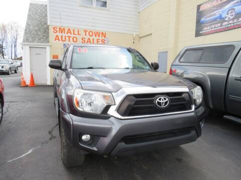2013 Toyota Tacoma for sale at Small Town Auto Sales in Hazleton PA