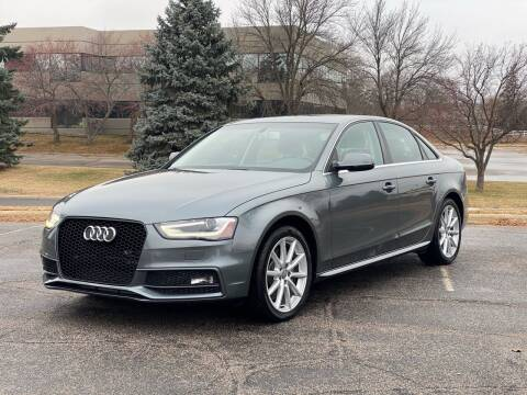 2016 Audi A4 for sale at North Imports LLC in Burnsville MN