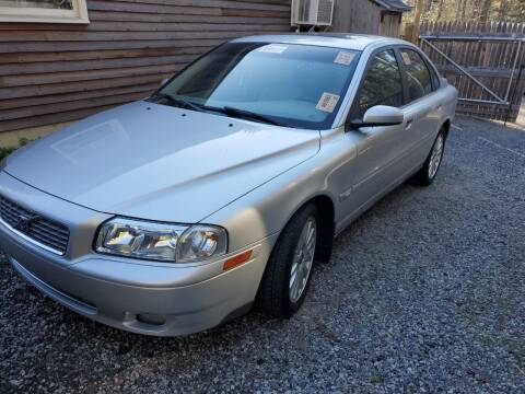 2006 Volvo S80 for sale at MY USED VOLVO in Lakeville MA