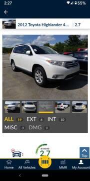 2012 Toyota Highlander for sale at Kidron Kars INC in Orrville OH