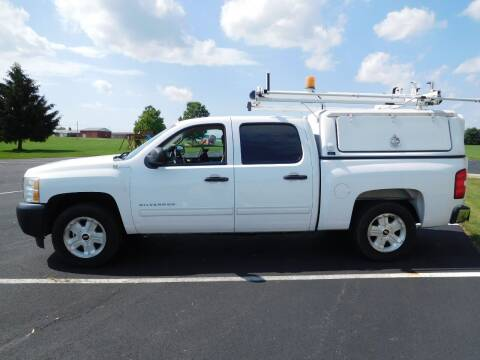 2010 Chevrolet Silverado 1500 Hybrid for sale at WESTERN RESERVE AUTO SALES in Beloit OH