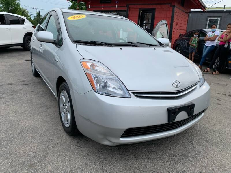 2008 Toyota Prius for sale at Mass Auto Exchange in Framingham MA