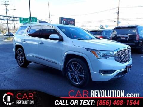 2017 GMC Acadia for sale at Car Revolution in Maple Shade NJ