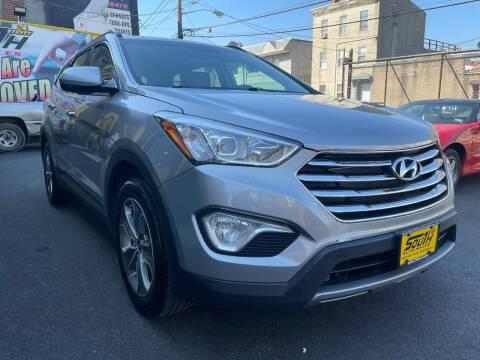 2016 Hyundai Santa Fe for sale at South Street Auto Sales in Newark NJ