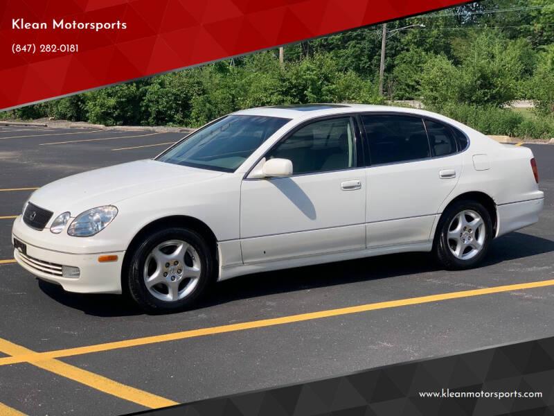 1998 Lexus GS 400 for sale in Skokie, IL