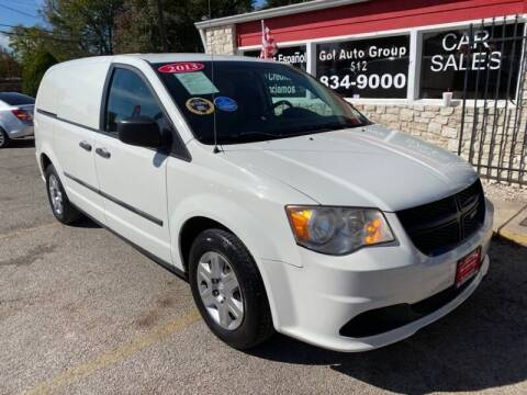 2013 RAM C/V for sale at GOL Auto Group in Austin TX
