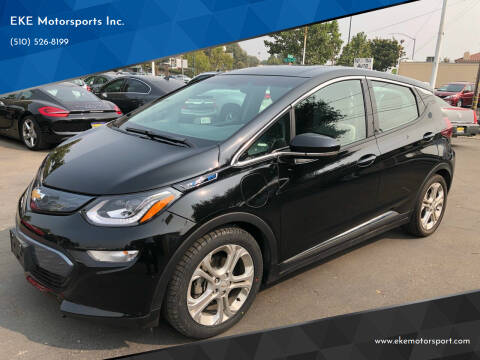 2018 Chevrolet Bolt EV for sale at EKE Motorsports Inc. in El Cerrito CA