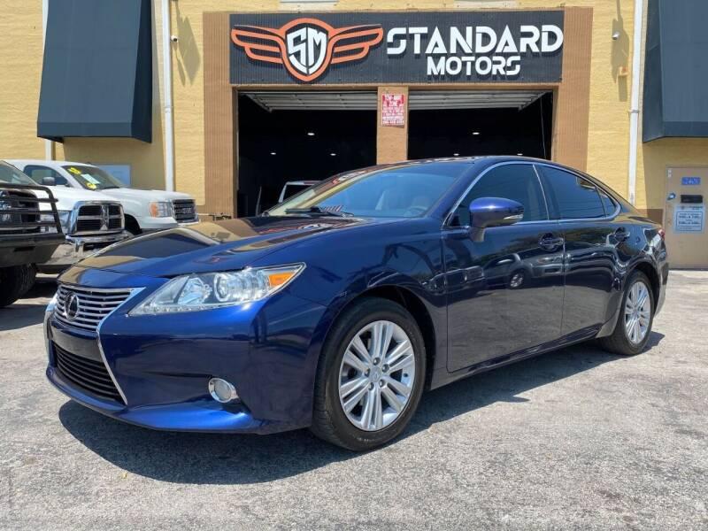 2013 Lexus ES 350 for sale in Miami, FL
