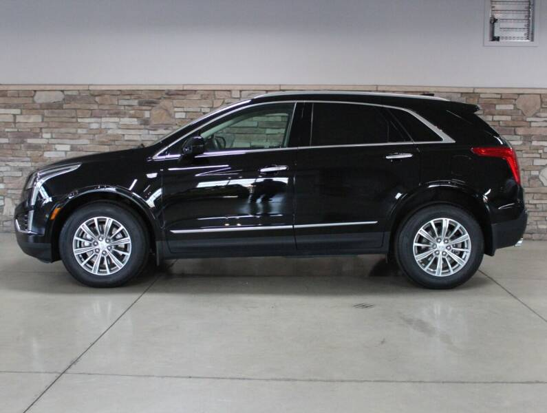2018 Cadillac XT5 for sale at Bud & Doug Walters Auto Sales in Kalamazoo MI