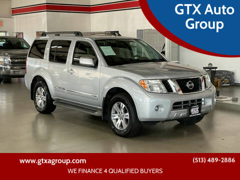 2011 Nissan Pathfinder for sale at GTX Auto Group in West Chester OH