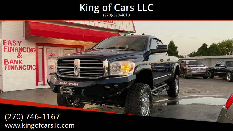 2009 Dodge Ram Pickup 2500 for sale at King of Cars LLC in Bowling Green KY