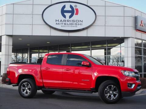 2015 Chevrolet Colorado for sale at Harrison Imports in Sandy UT