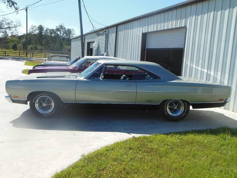 1969 Plymouth GTX for sale at Bayou Classics and Customs in Parks LA
