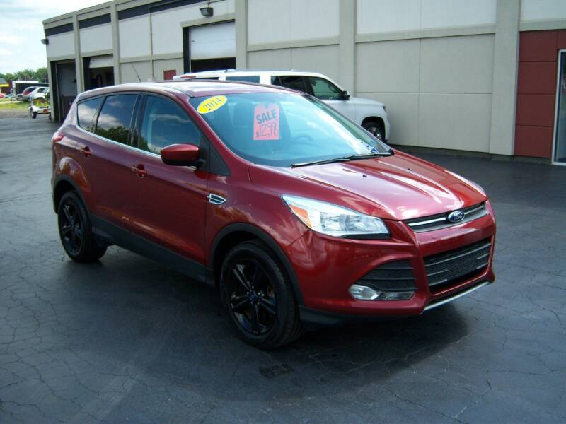 2014 Ford Escape for sale at Blatners Auto Inc in North Tonawanda NY