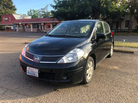 2007 Nissan Versa for sale at Rave Auto Sales in Corvallis OR