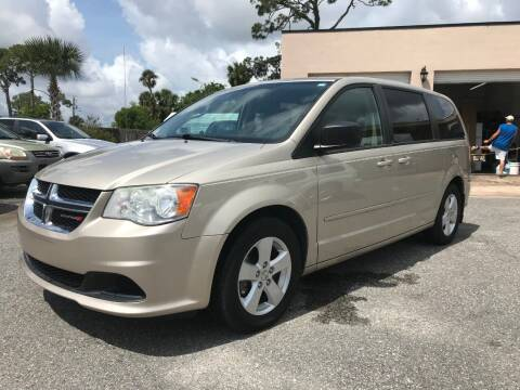 2013 Dodge Grand Caravan for sale at AutoVenture Sales And Rentals in Holly Hill FL