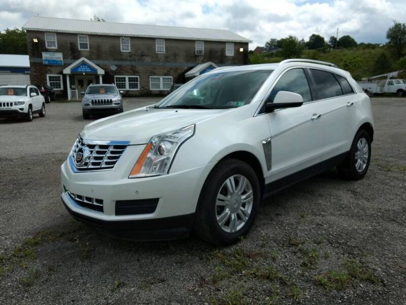 2015 Cadillac SRX for sale at G & H Automotive in Mount Pleasant PA