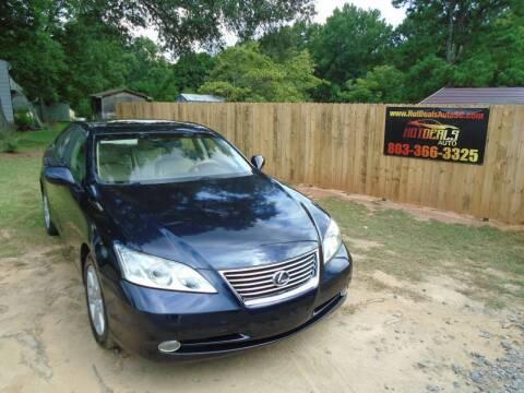2007 Lexus ES 350 for sale at Hot Deals Auto LLC in Rock Hill SC