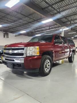 2009 Chevrolet Silverado 1500 for sale at Brian's Direct Detail Sales & Service LLC. in Brook Park OH