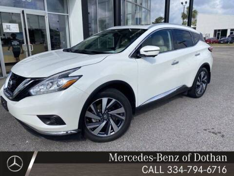 2018 Nissan Murano for sale at Mike Schmitz Automotive Group in Dothan AL