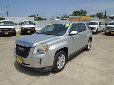 2011 GMC Terrain for sale at BAS MOTORS in Houston TX