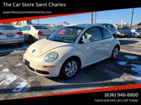 2008 Volkswagen New Beetle for sale at The Car Store Saint Charles in Saint Charles MO