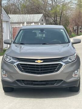 2018 Chevrolet Equinox for sale at Suburban Auto Sales LLC in Madison Heights MI
