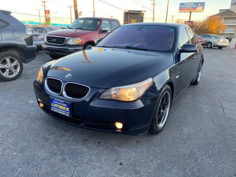 2004 BMW 5 Series for sale at A-1 Auto Broker Inc. in San Antonio TX