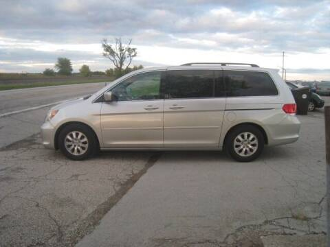 2008 Honda Odyssey for sale at BEST CAR MARKET INC in Mc Lean IL