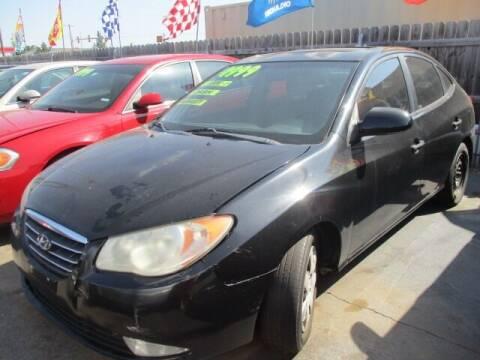 2007 Hyundai Elantra for sale at Car One - CAR SOURCE OKC in Oklahoma City OK