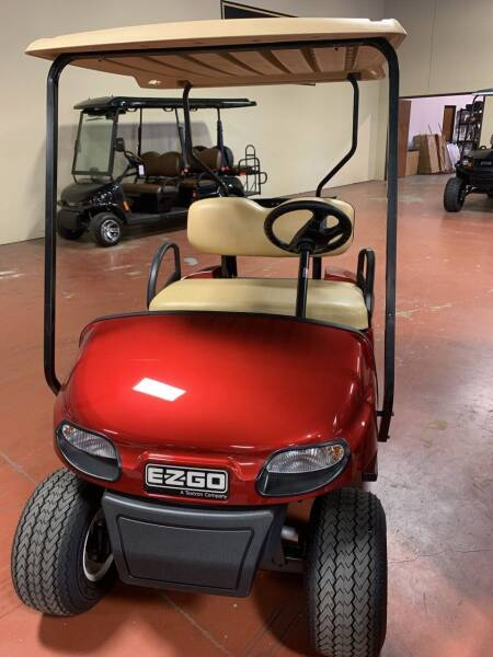 2020 E-Z-GO TXT for sale at ADVENTURE GOLF CARS in Southlake TX