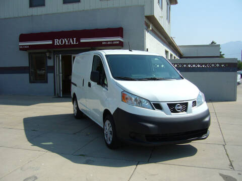 2020 Nissan NV200 for sale at Royal Auto Inc in Murray UT