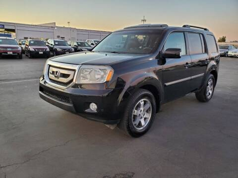2010 Honda Pilot for sale at PRICE TIME AUTO SALES in Sacramento CA