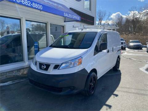 2015 Nissan NV200 for sale at Best Price Auto Sales in Methuen MA
