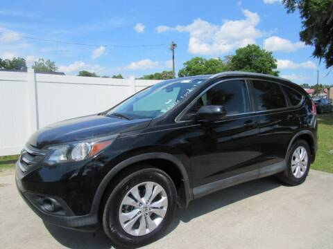 2014 Honda CR-V for sale at D & R Auto Brokers in Ridgeland SC