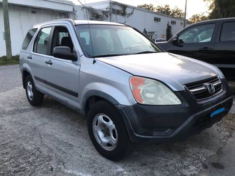 2004 Honda CR-V for sale at Popular Imports Auto Sales in Gainesville FL
