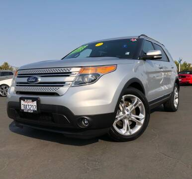 2013 Ford Explorer for sale at LUGO AUTO GROUP in Sacramento CA