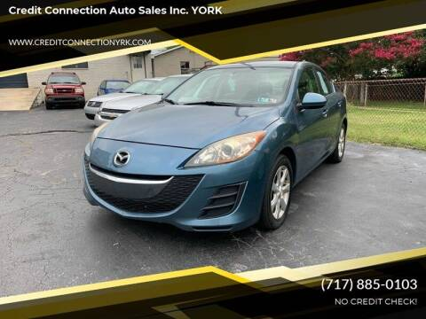 2010 Mazda MAZDA3 for sale at Credit Connection Auto Sales Inc. YORK in York PA