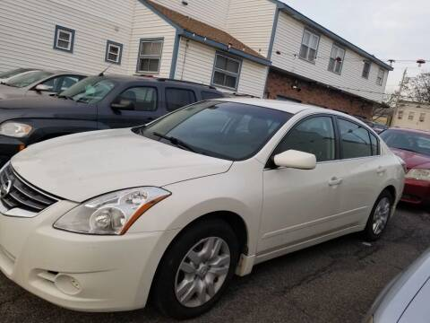 2012 Nissan Altima for sale at Perez Auto Group LLC -Little Motors in Albany NY