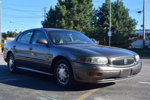 2003 Buick LeSabre for sale at NEW 2 YOU AUTO SALES LLC in Waukesha WI