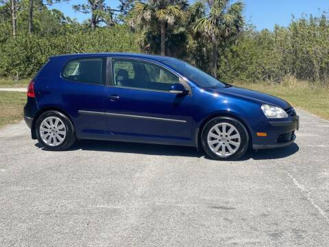 2008 Volkswagen Rabbit for sale at D & D Used Cars in New Port Richey FL