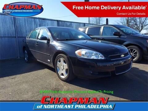 2007 Chevrolet Impala for sale at CHAPMAN FORD NORTHEAST PHILADELPHIA in Philadelphia PA