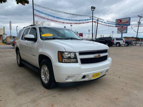2009 Chevrolet Tahoe for sale at Russell Smith Auto in Fort Worth TX