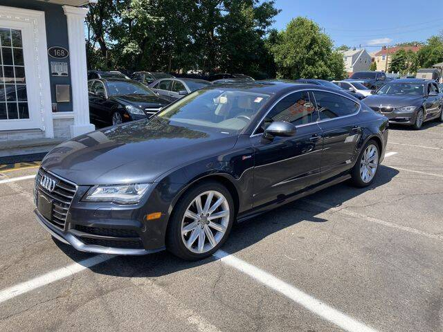 2012 Audi A7 for sale at QUALITY AUTOS in Hamburg NJ
