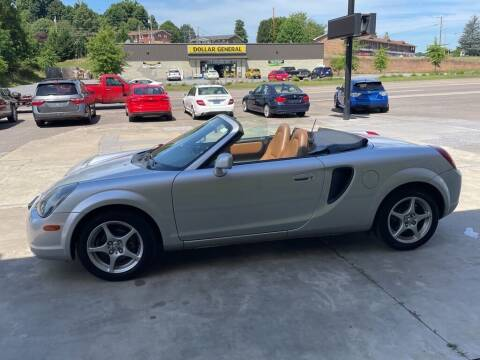 2002 Toyota MR2 Spyder for sale at Family Auto Sales of Johnson City in Johnson City TN