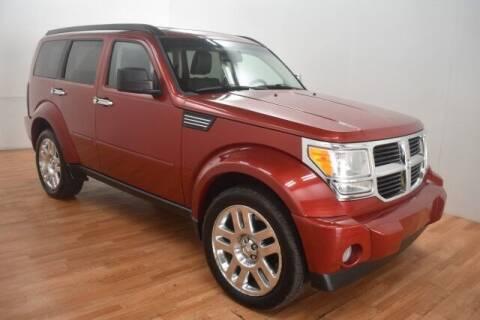 2007 Dodge Nitro for sale at Paris Motors Inc in Grand Rapids MI