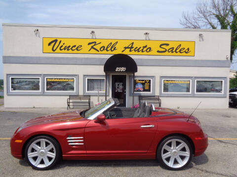 2005 Chrysler Crossfire for sale at Vince Kolb Auto Sales in Lake Ozark MO